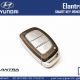 ساخت پروگرام کپی کدهی ریموت سوئیچ کی لس هیوندای النترا 2016 2017 2018 Hyundai Elantra SMART Key Remote 95440-F2100